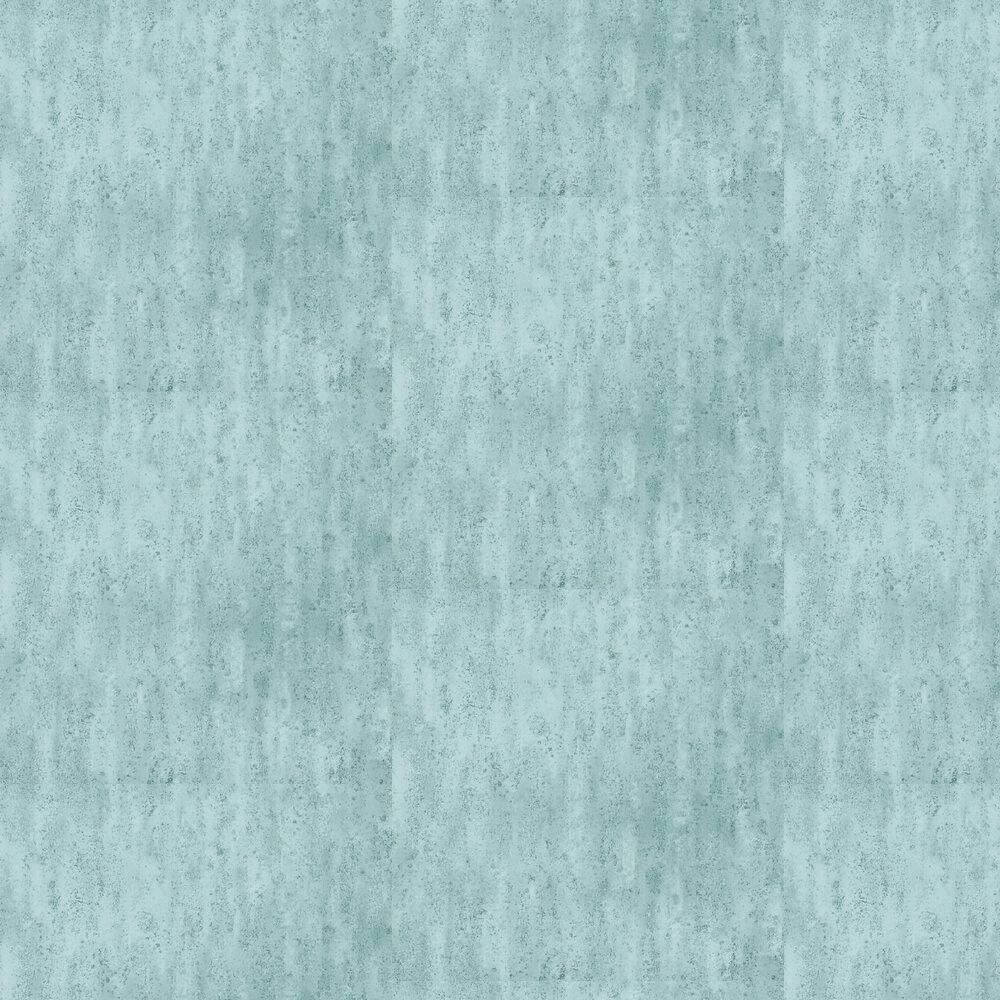 Shirakawa Wallpaper - Aqua - by Designers Guild