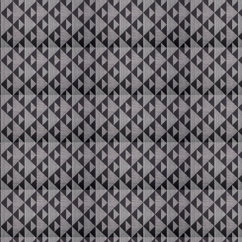 Kappazuri Wallpaper - Graphite - by Designers Guild
