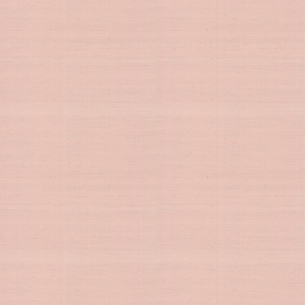 Klint Wallpaper - Pink - by Jane Churchill