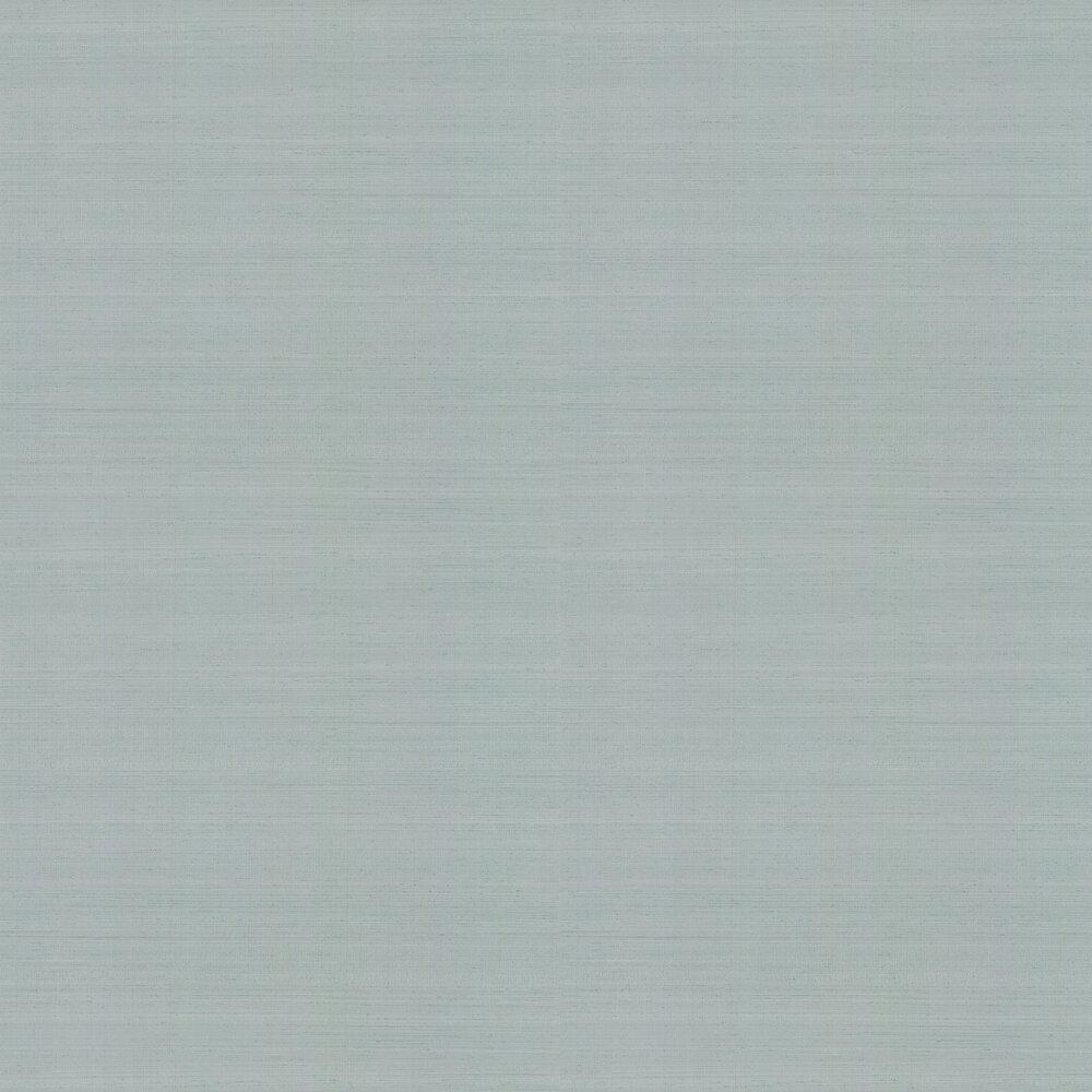 Klint Wallpaper - Aqua - by Jane Churchill
