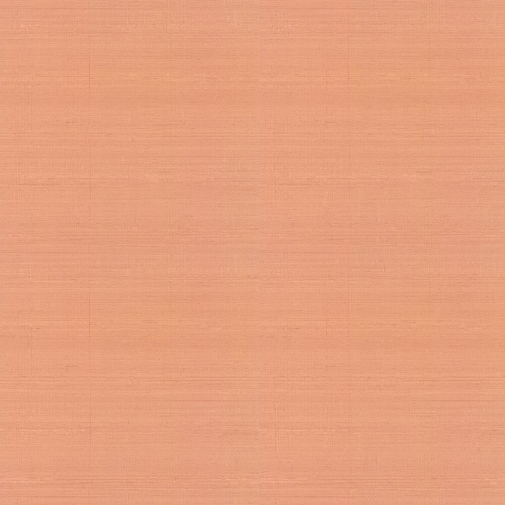 Klint Wallpaper - Copper - by Jane Churchill