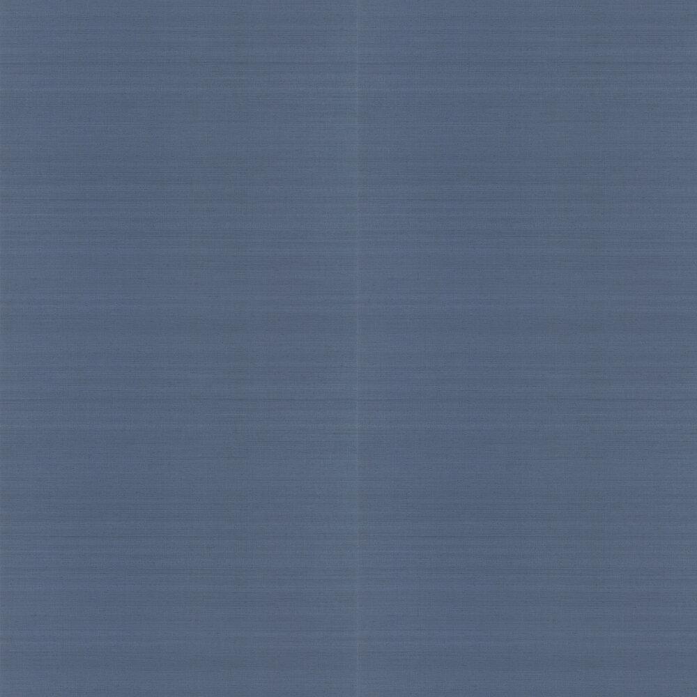 Klint Wallpaper - Indigo - by Jane Churchill
