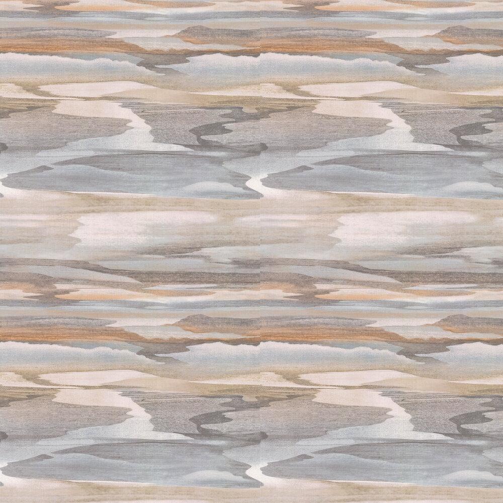 Cloudscape Wallpaper - Sand - by Jane Churchill