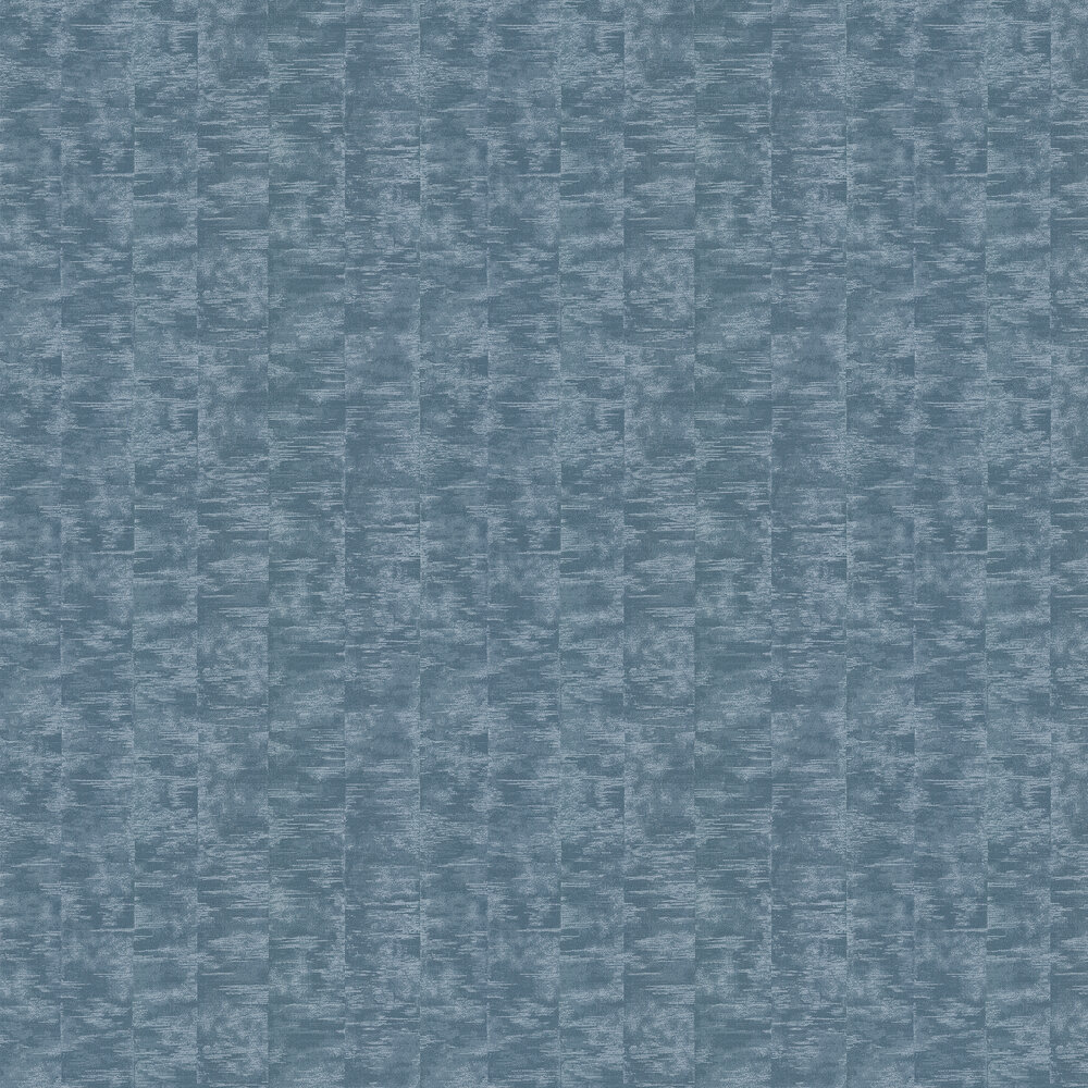 Morosi Wallpaper - Midnight - by Jane Churchill