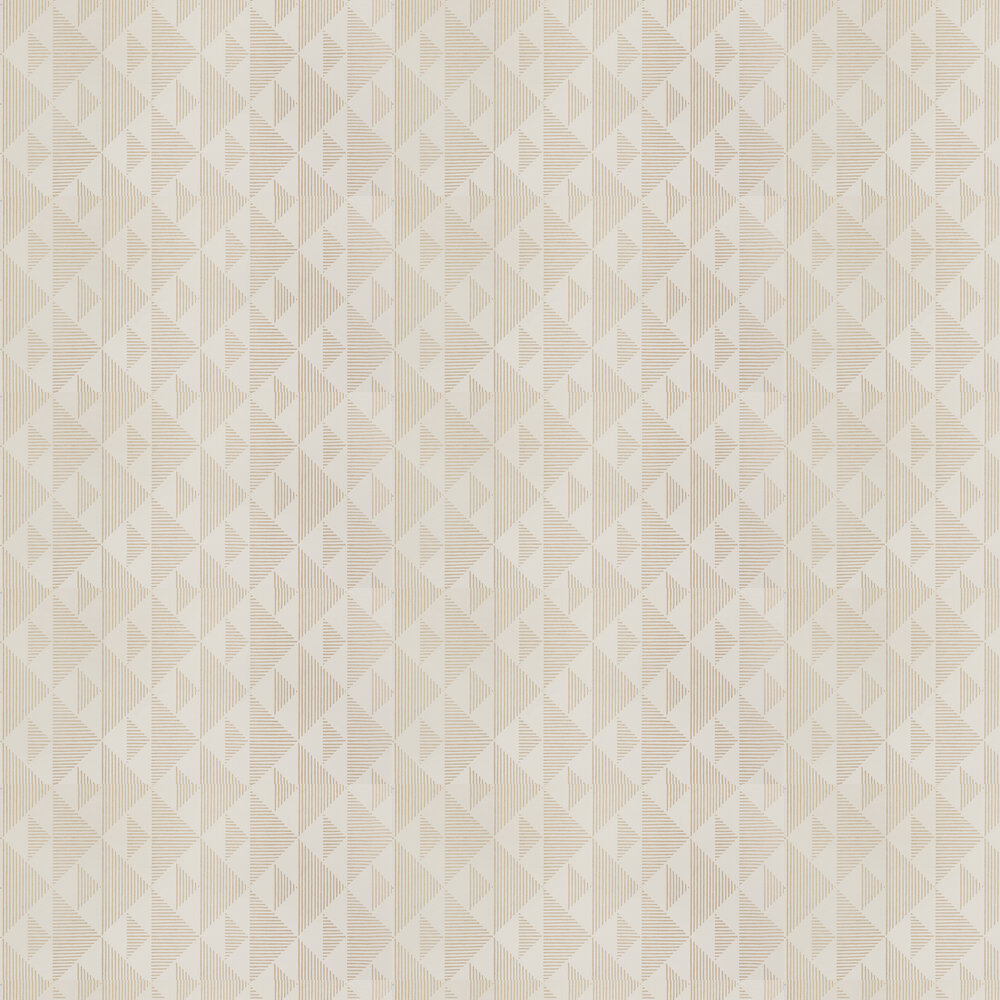 Kappazuri Wallpaper - Ivory - by Designers Guild