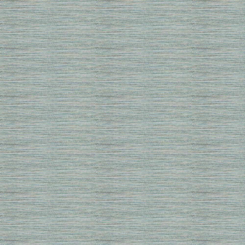 Affinity Wallpaper - Sky / Ochre - by Harlequin