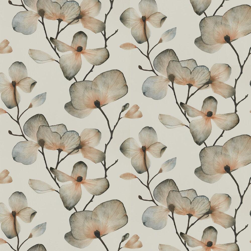 Kienze Wallpaper - Bronze / Graphite - by Harlequin