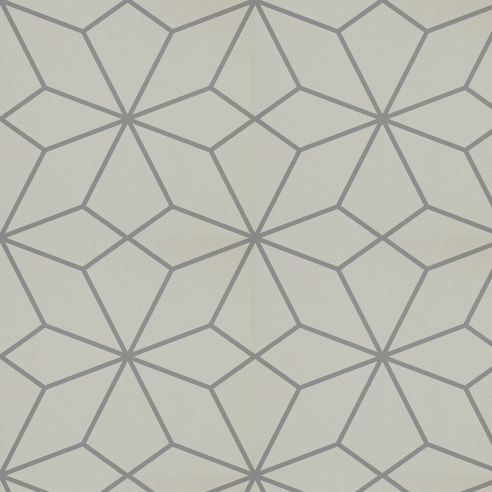 Axal Wallpaper - Slate - by Harlequin