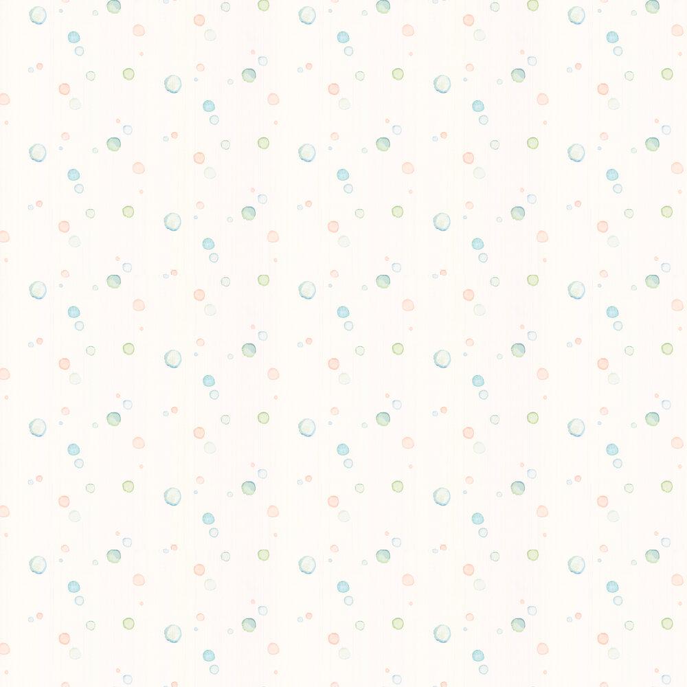 Bubbles Wallpaper - Multi-coloured - by Villa Nova