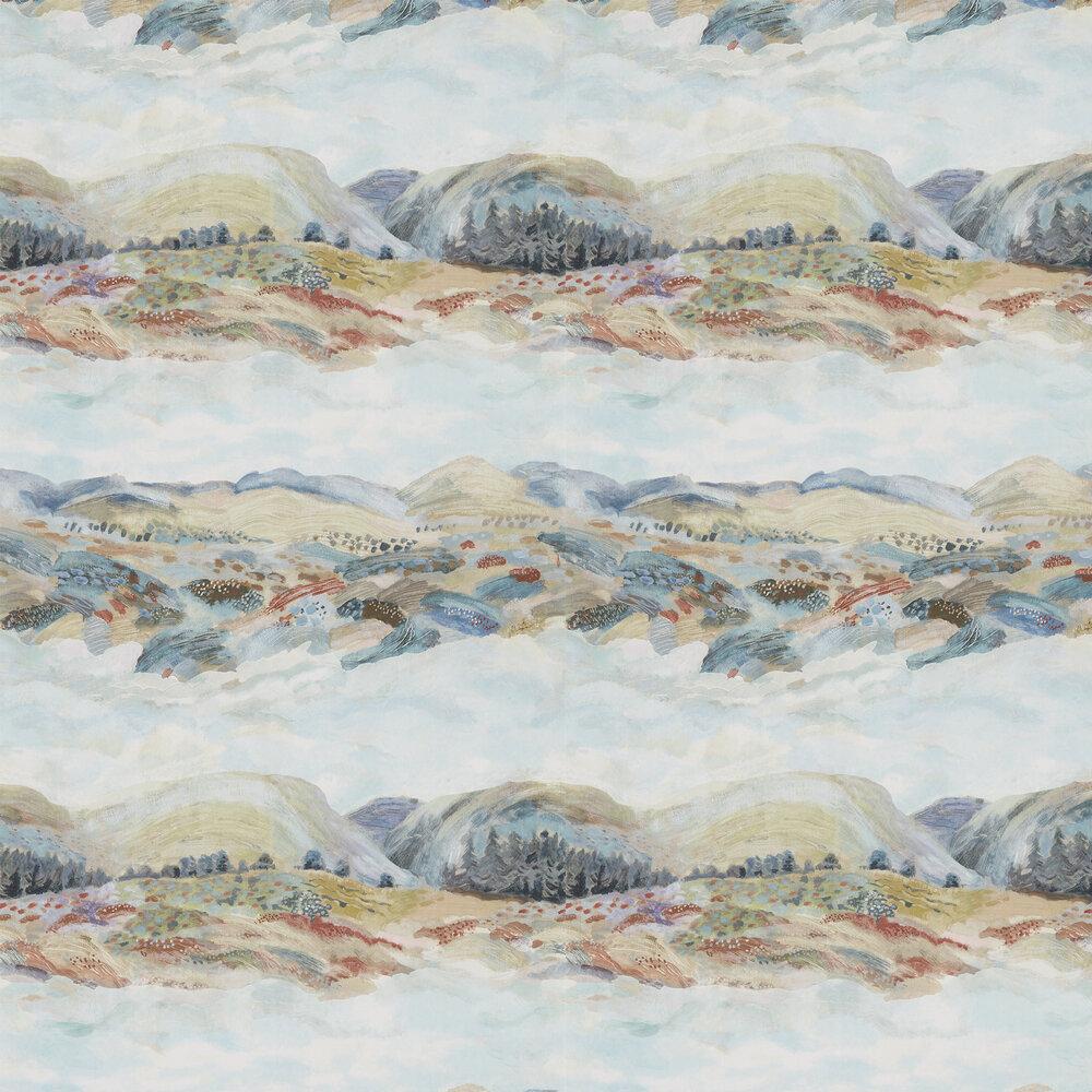 Elysian Wallpaper - Fig - by Sanderson