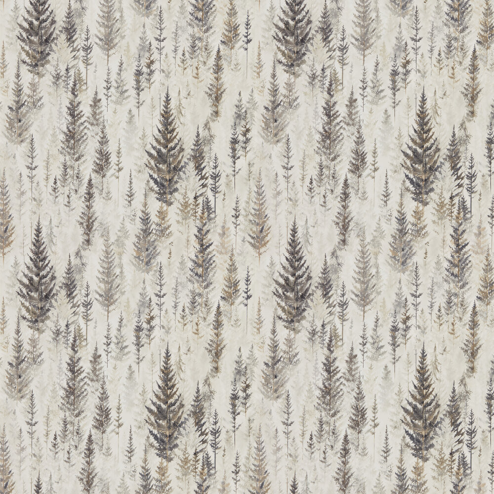 Sanderson Juniper Pine Elder Bark Wallpaper - Product code: 216621