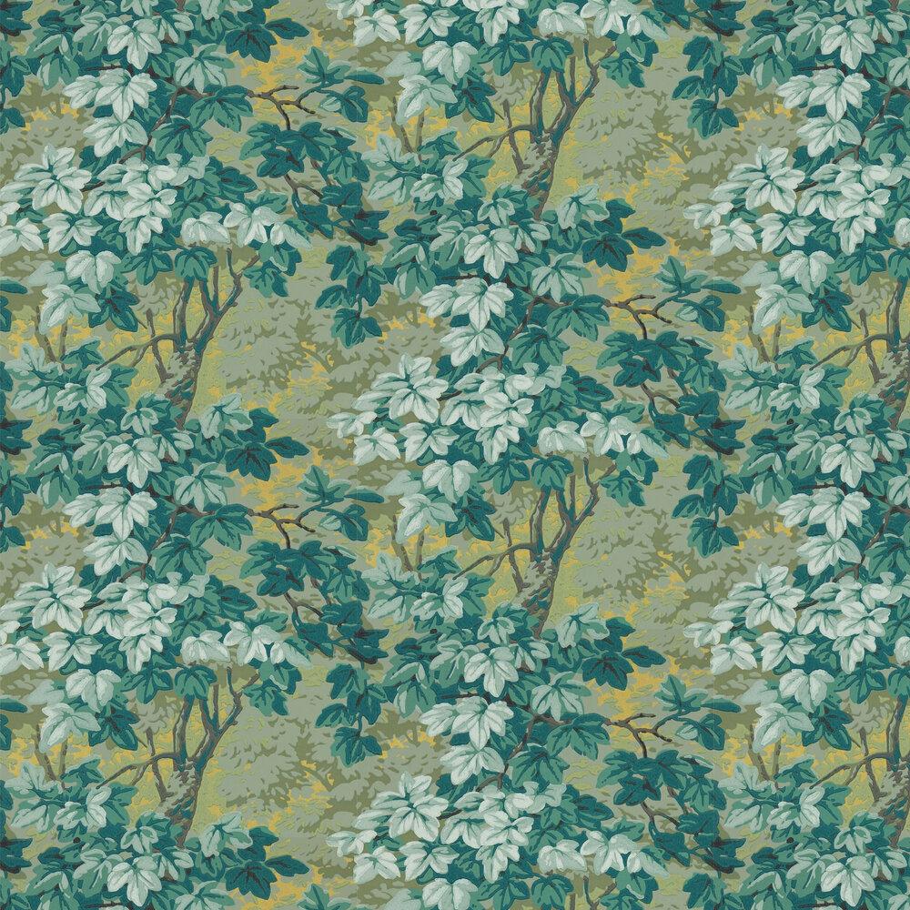 Richmond Park Wallpaper - Evergreen - by Zoffany