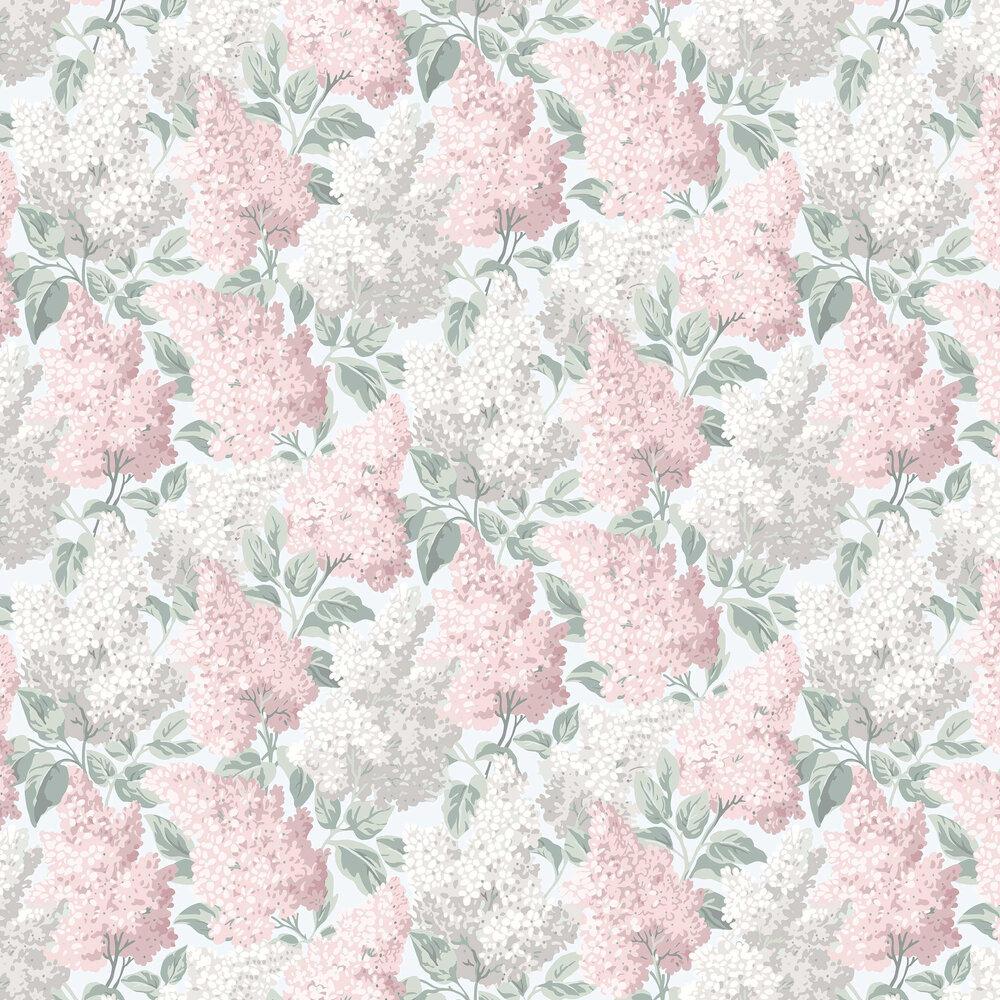 Lilac Wallpaper - Ballet Slipper / Dove - by Cole & Son