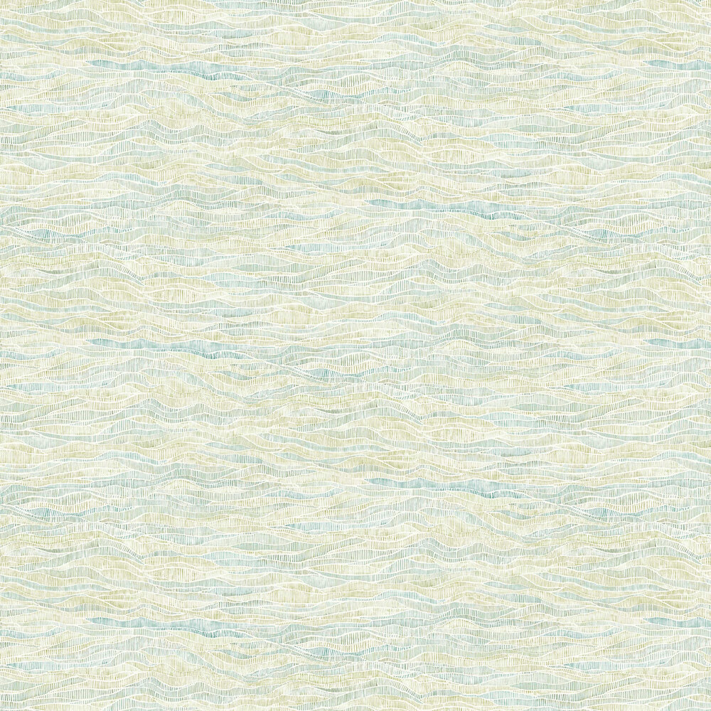 Meadow Wallpaper - Olive - by Cole & Son