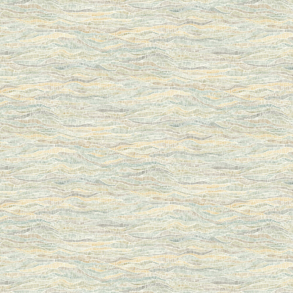 Cole & Son Meadow Buttercup / Sage Wallpaper - Product code: 115/13040