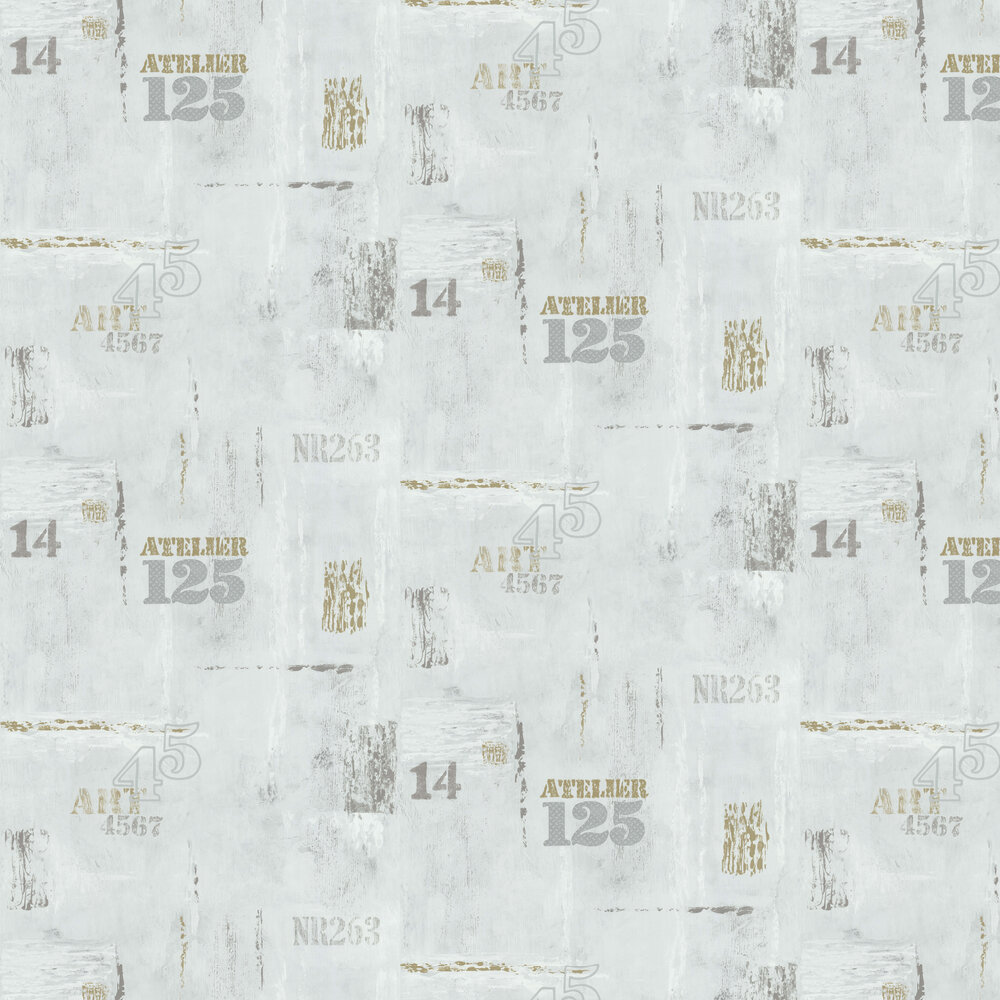Galerie City Wall Off-white Wallpaper - Product code: 51165209