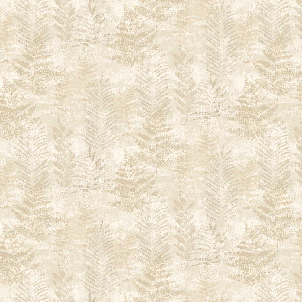 Fern Wallpaper - Magnolia - by Galerie