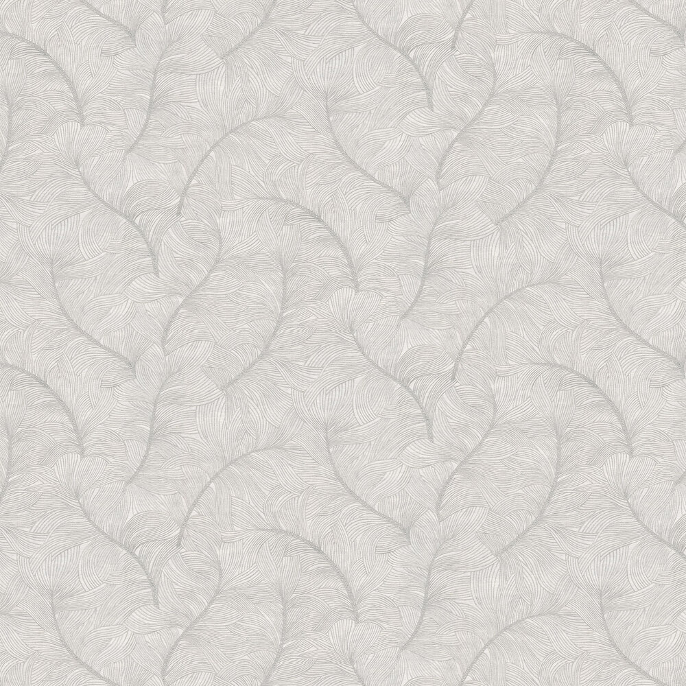 Merano Wallpaper - Opal White - by Albany
