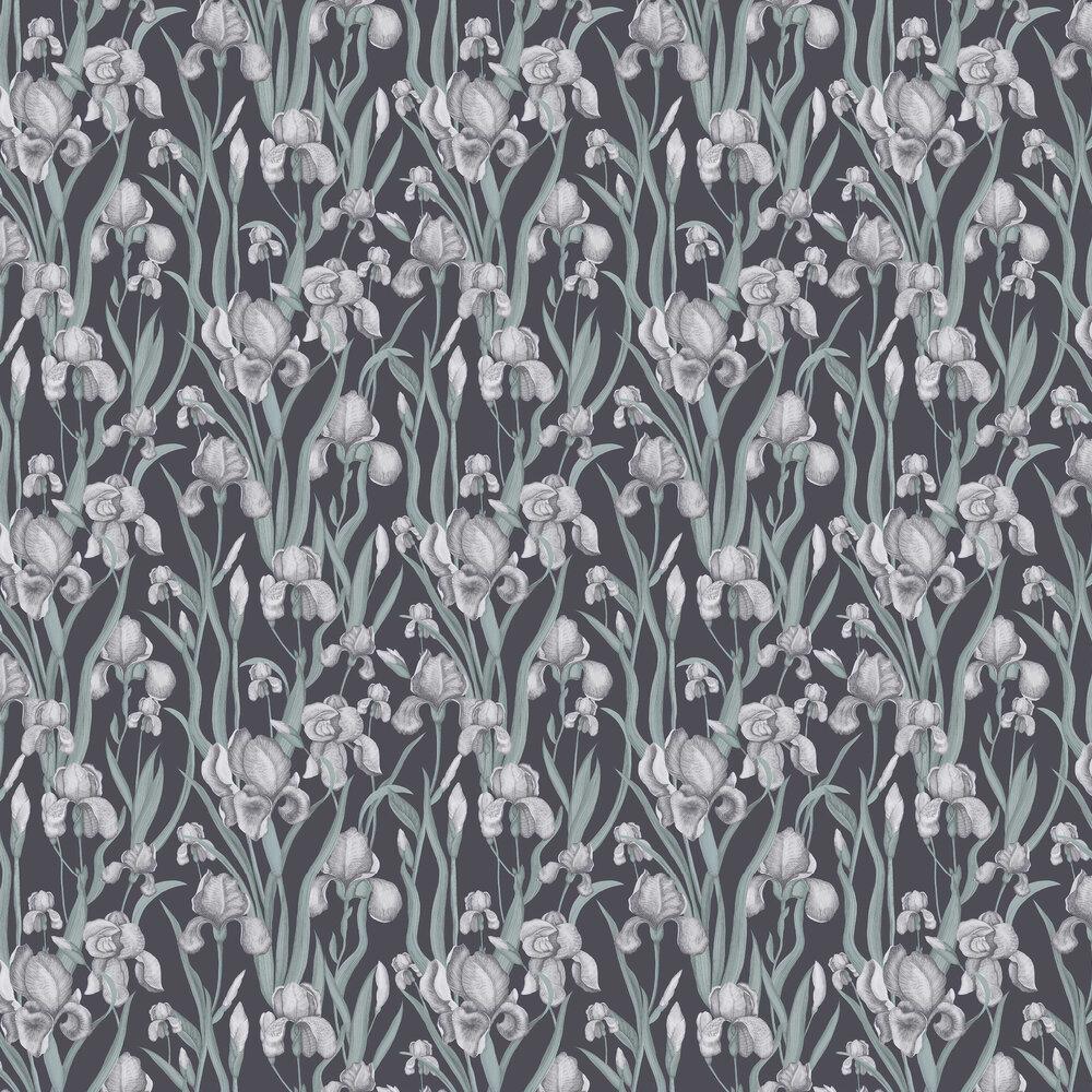 Galerie Iris Whisper Purple Wallpaper - Product code: EL21025