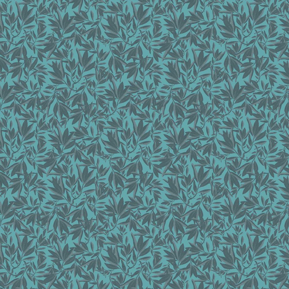 Galerie Komoreibi Cobalt Wallpaper - Product code: EL21033