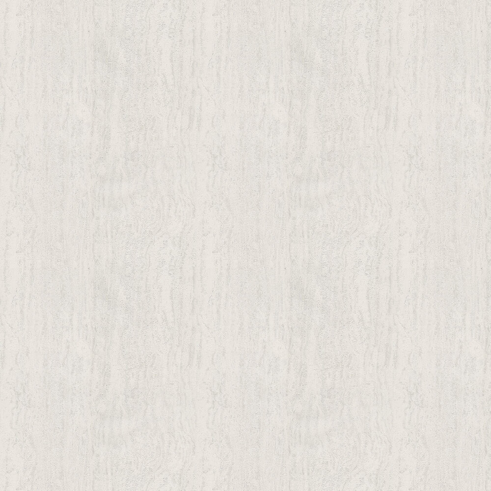 Carrara Wallpaper - White - by Albany
