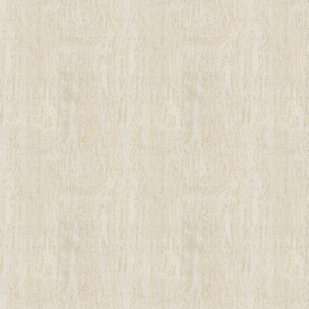 Carrara Wallpaper - Cream - by Albany