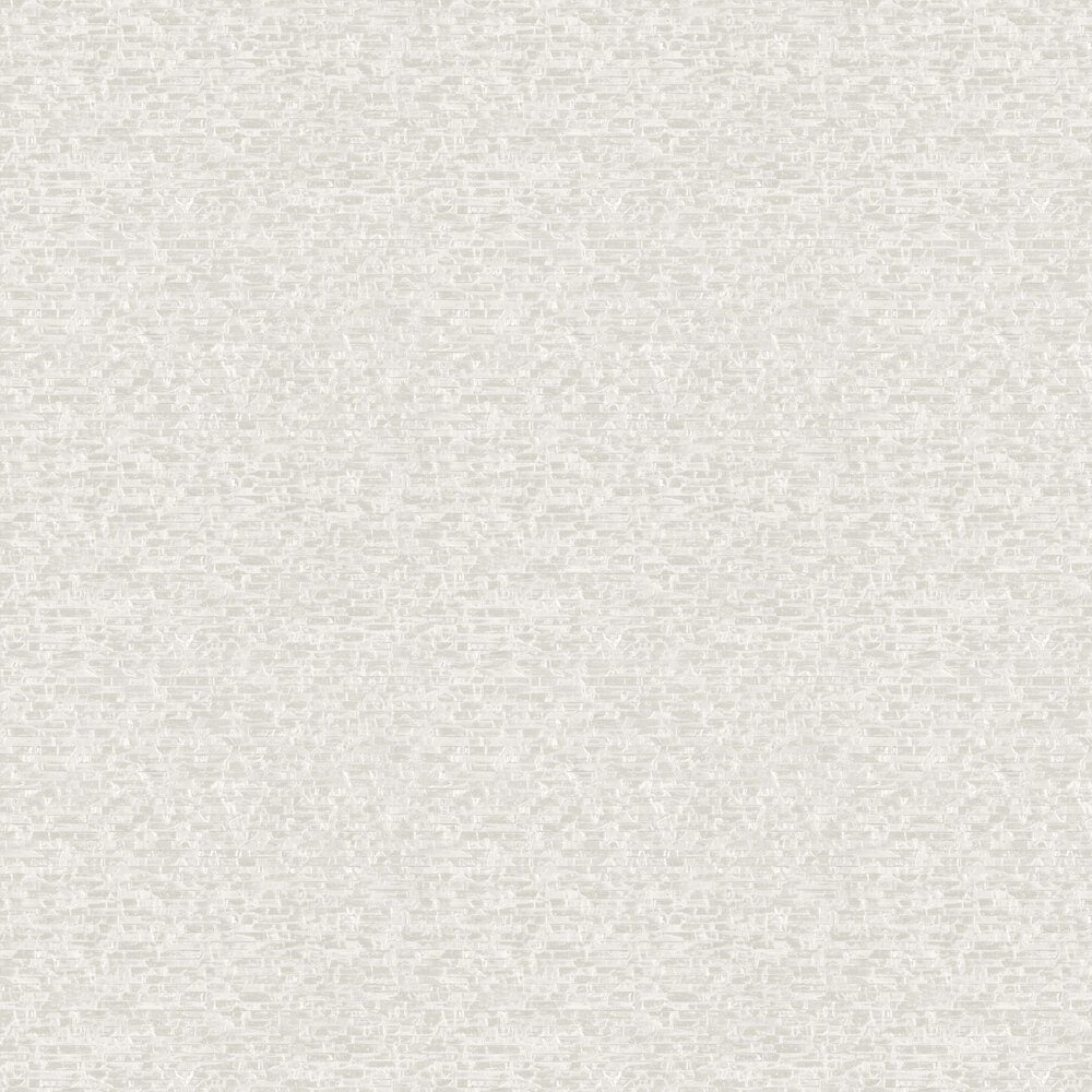 Albany Small Bricks White Wallpaper - Product code: CB41018