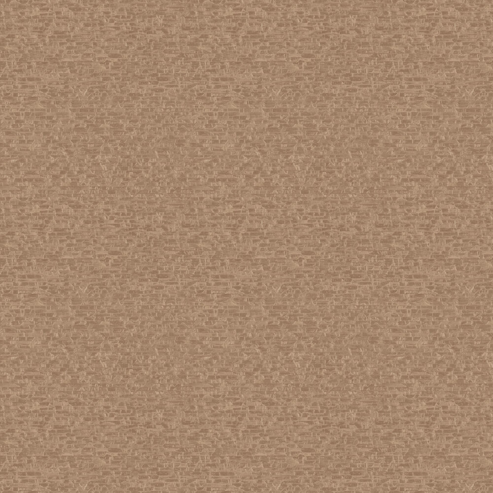 Albany Small Bricks Copper Wallpaper - Product code: CB41020