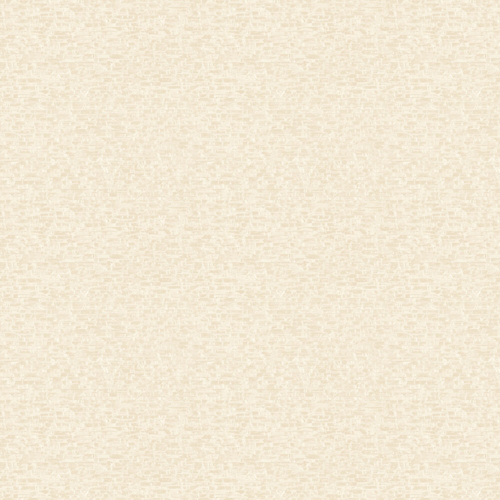 Small Bricks Wallpaper - Cream - by Albany