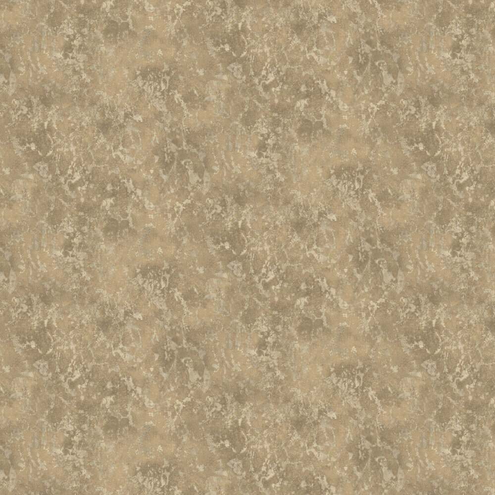 Marble Wallpaper - Copper - by Albany