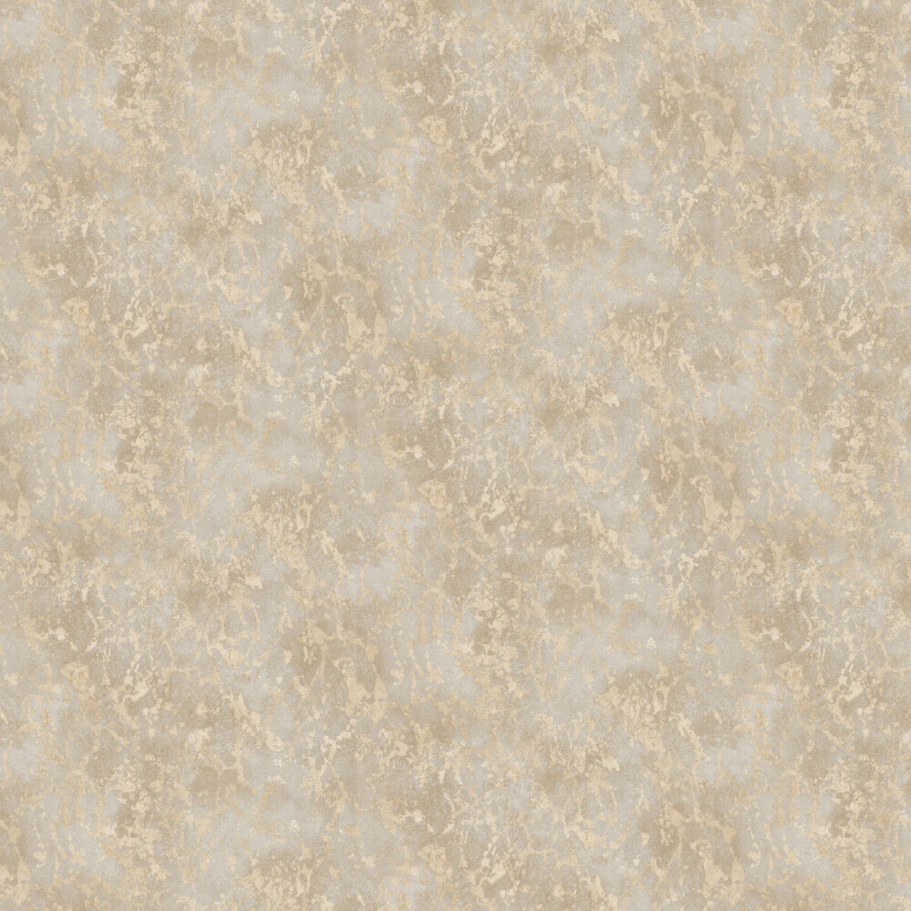 Marble Wallpaper - Silver and Gold - by Albany