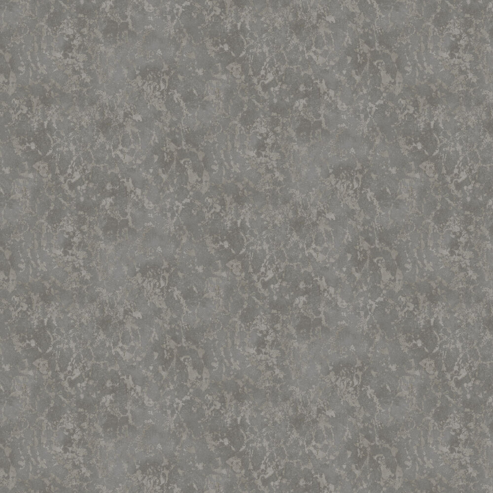 Marble Wallpaper - Dark Silver - by Albany