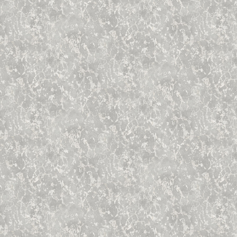 Marble Wallpaper - Silver - by Albany