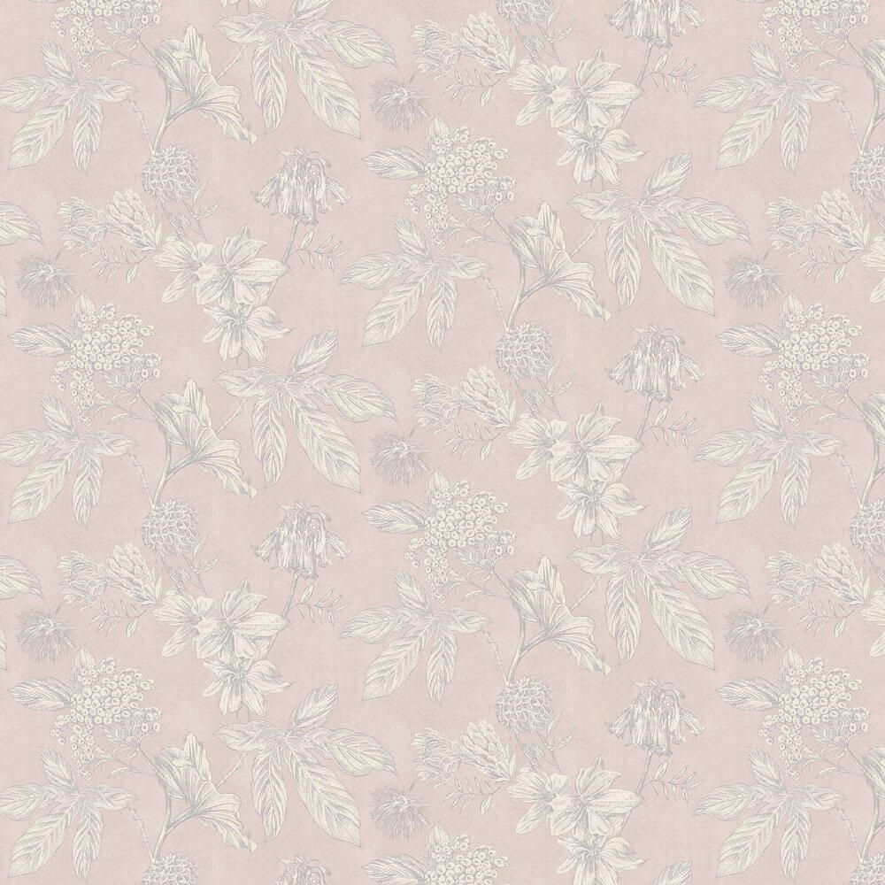 Arthouse Botanic Blush Wallpaper - Product code: 902700