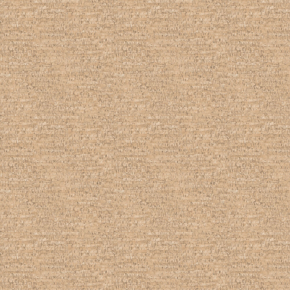 Small Cork Wallpaper - Natural - by Albany