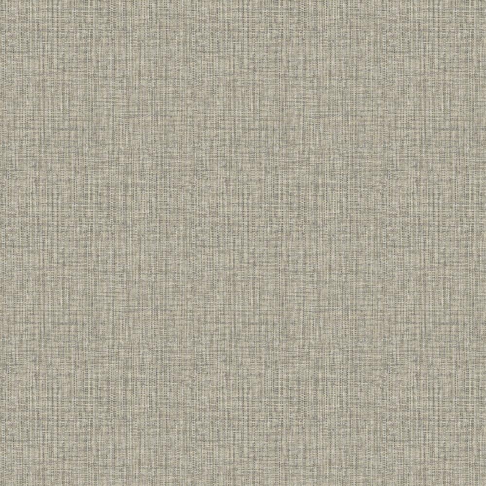 Rattan Effect Wallpaper - Dark Gold - by Albany
