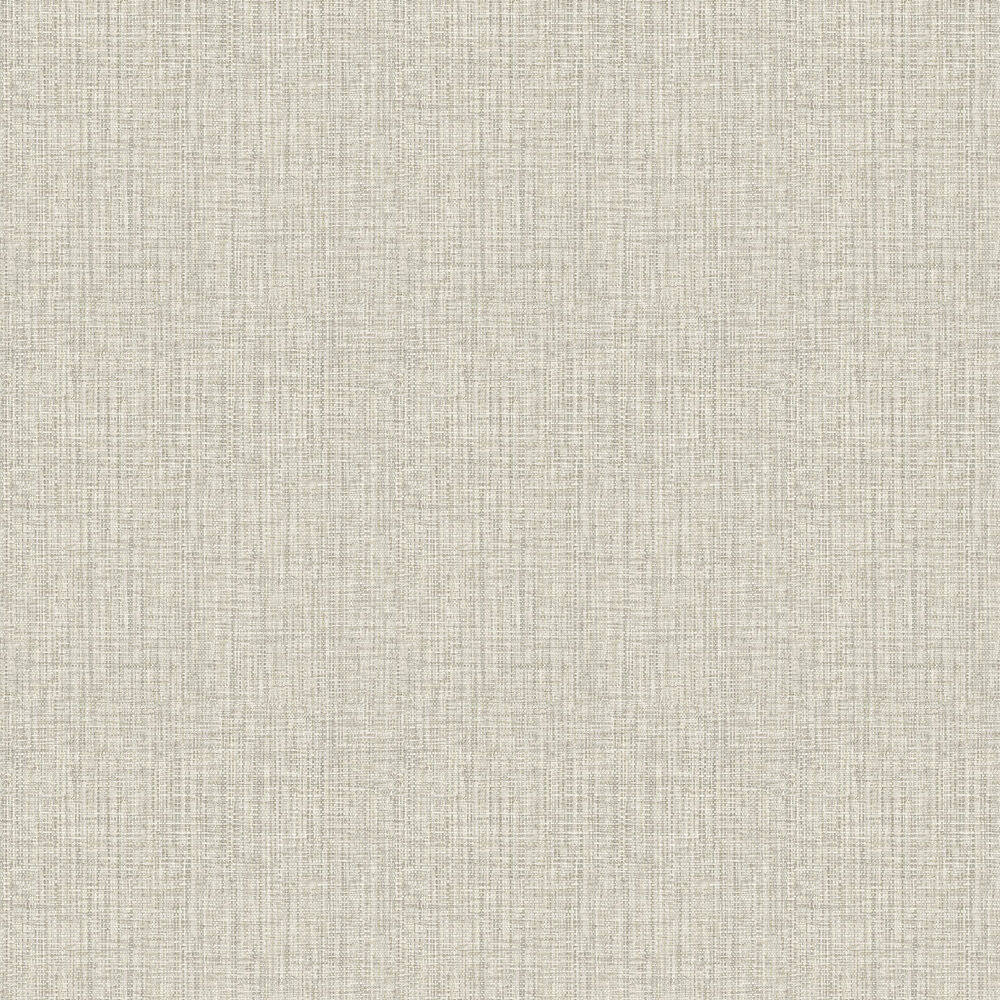 Albany Rattan Effect White and Silver Wallpaper - Product code: CB41042