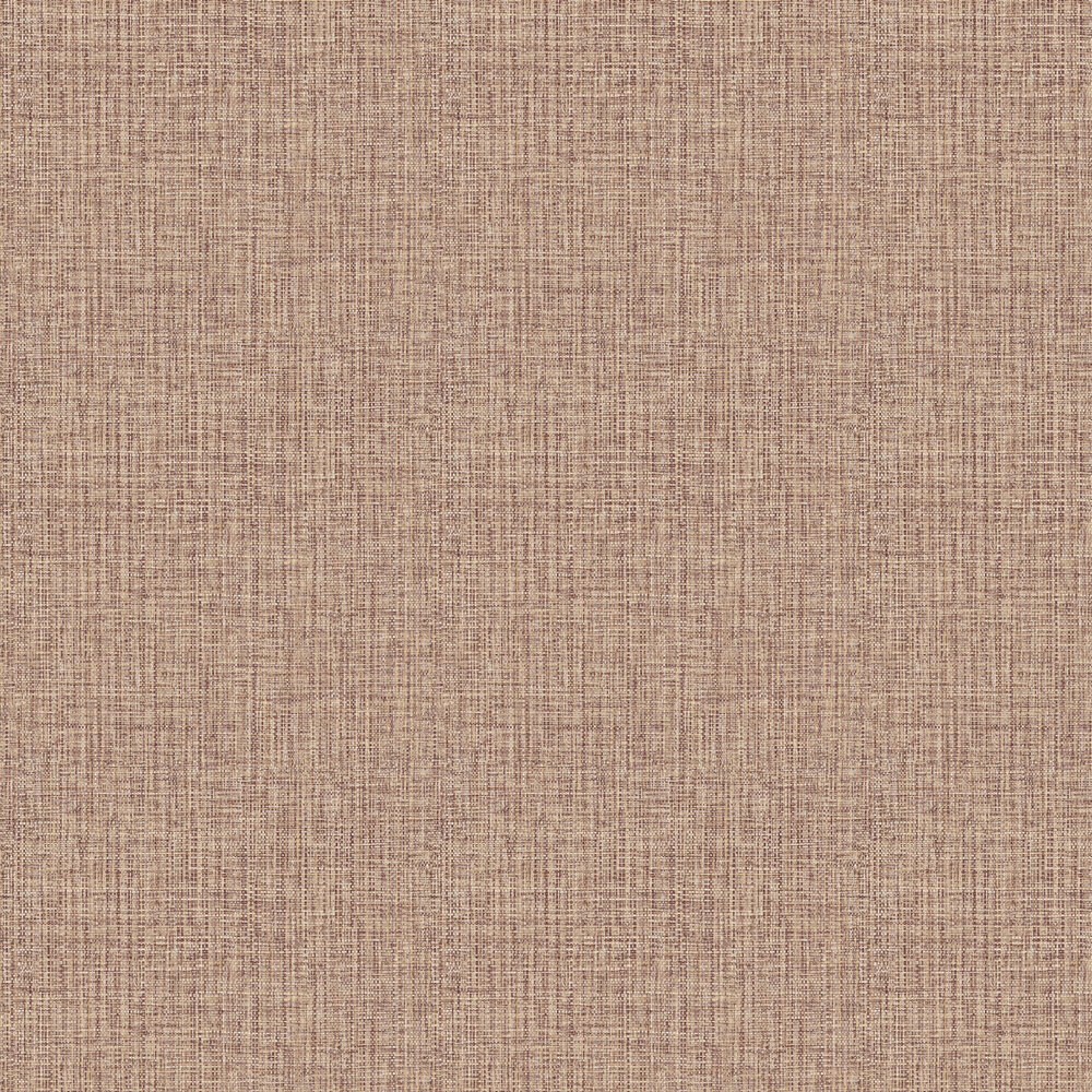 Rattan Effect Wallpaper - Red - by Albany