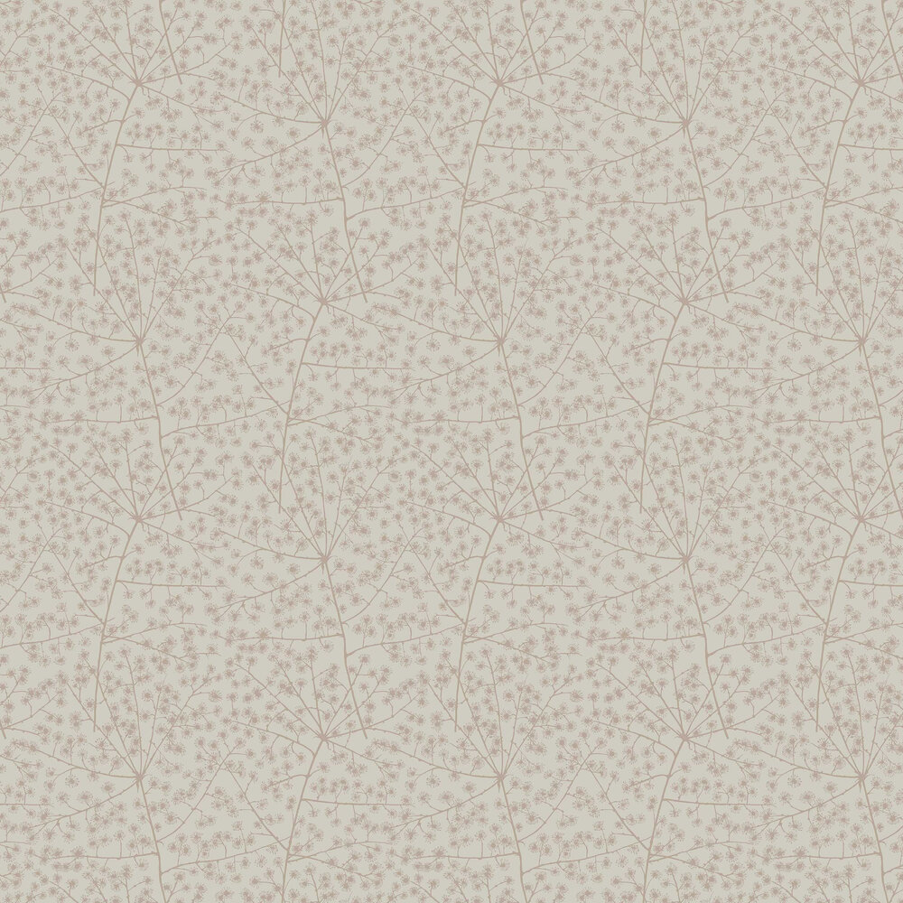 Catkin Wallpaper - Sage Green - by Arthouse