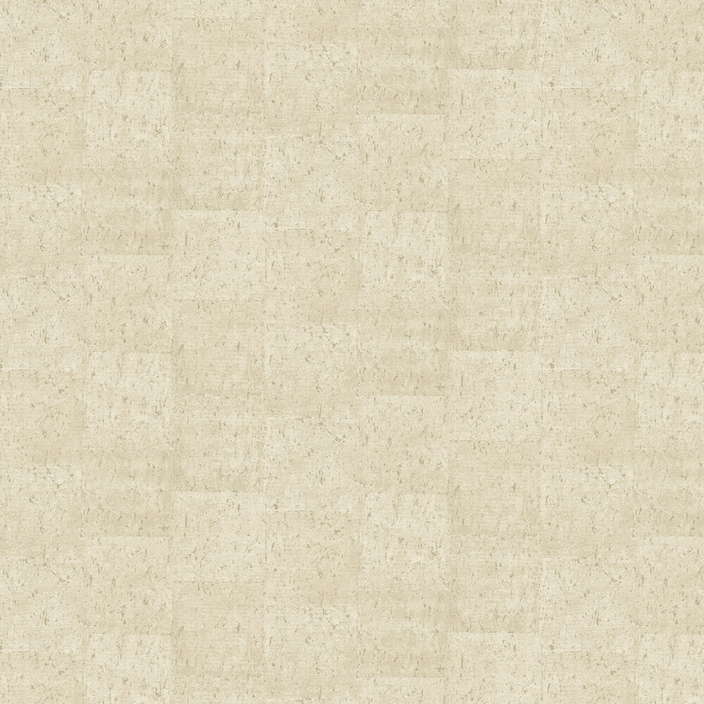 Large Cork Wallpaper - Cream - by Albany