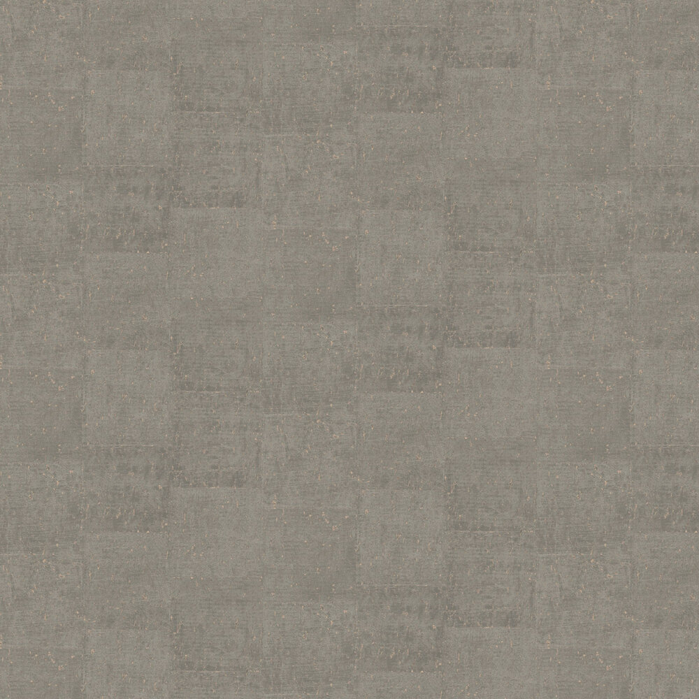 Large Cork Wallpaper - Dark Grey - by Albany