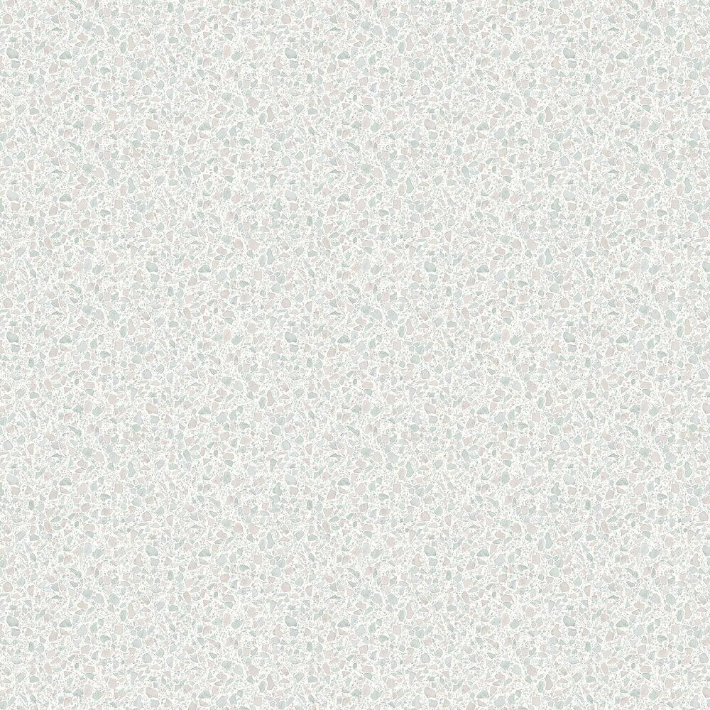 Terrazzo Wallpaper - Aqua - by Albany