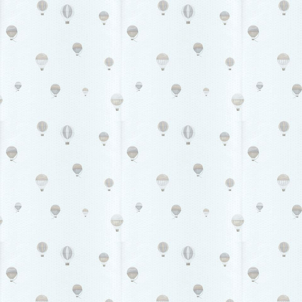 Casadeco Air Balloon Neutral Wallpaper - Product code: 29771317