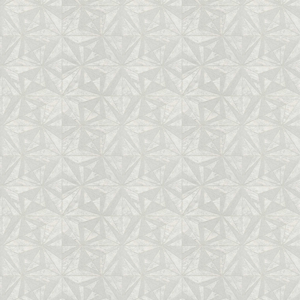 Sunlight Wallpaper - Light Grey - by Albany