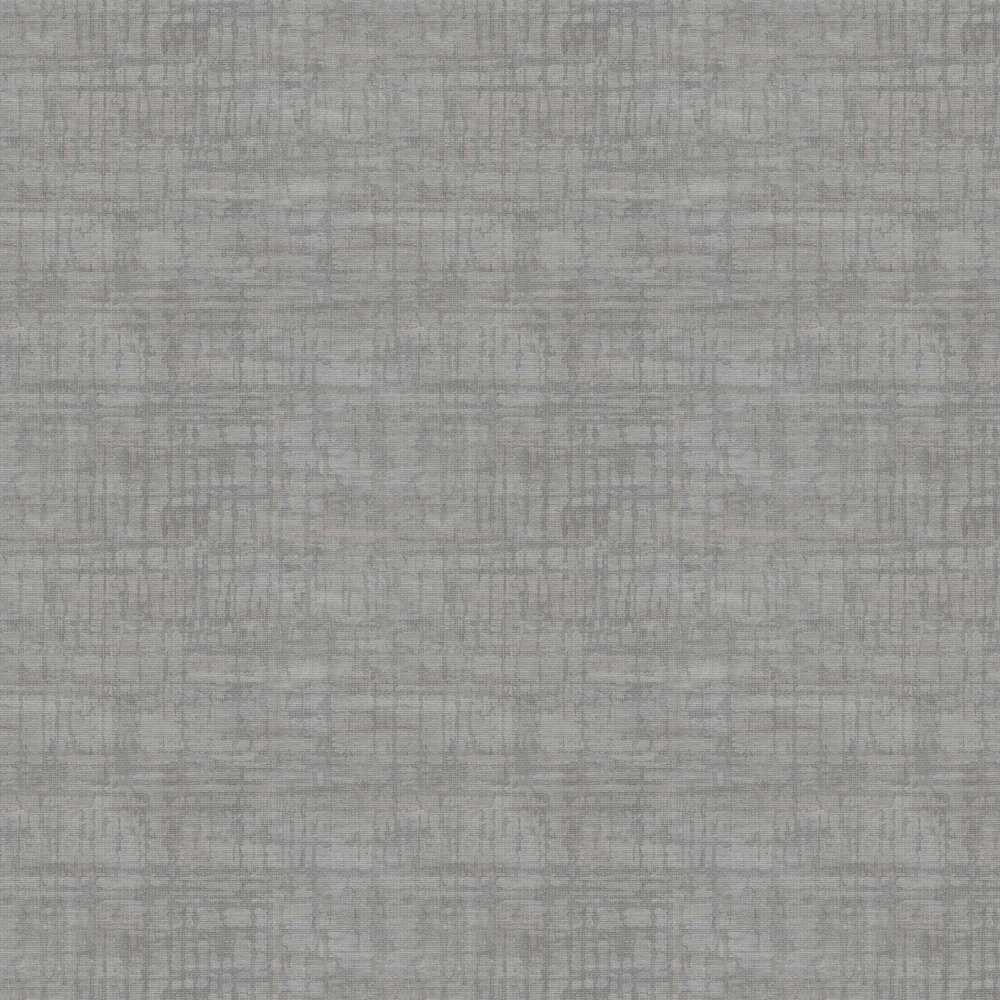 Grid Wallpaper - Dark Grey - by Albany