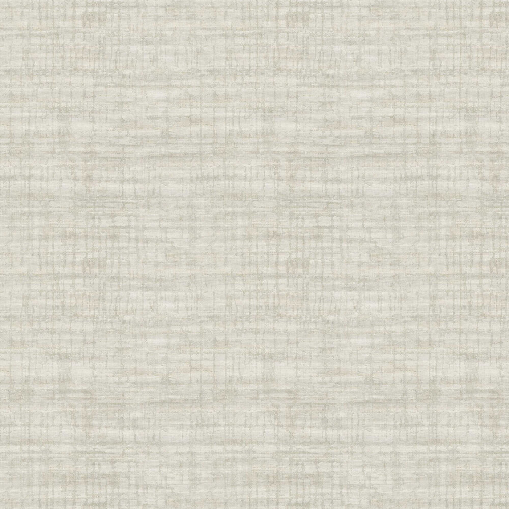 Grid Wallpaper - Beige - by Albany