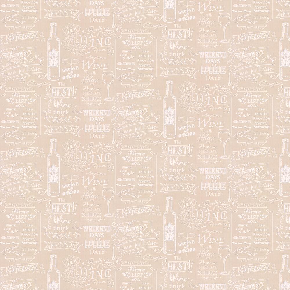 Galerie Wine Board Beige Wallpaper - Product code: CK36632
