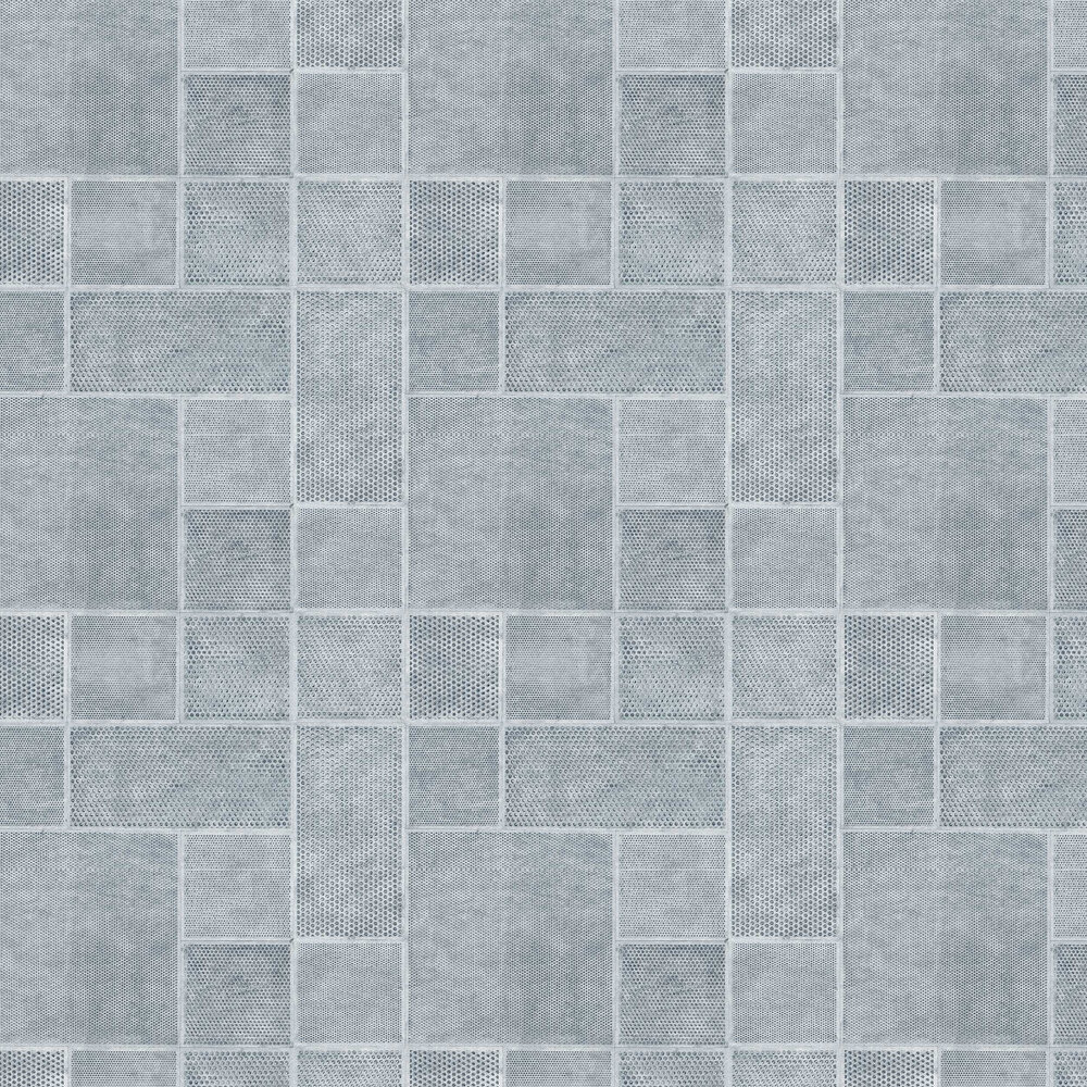 Albany Lattice Grey Wallpaper - Product code: C88636