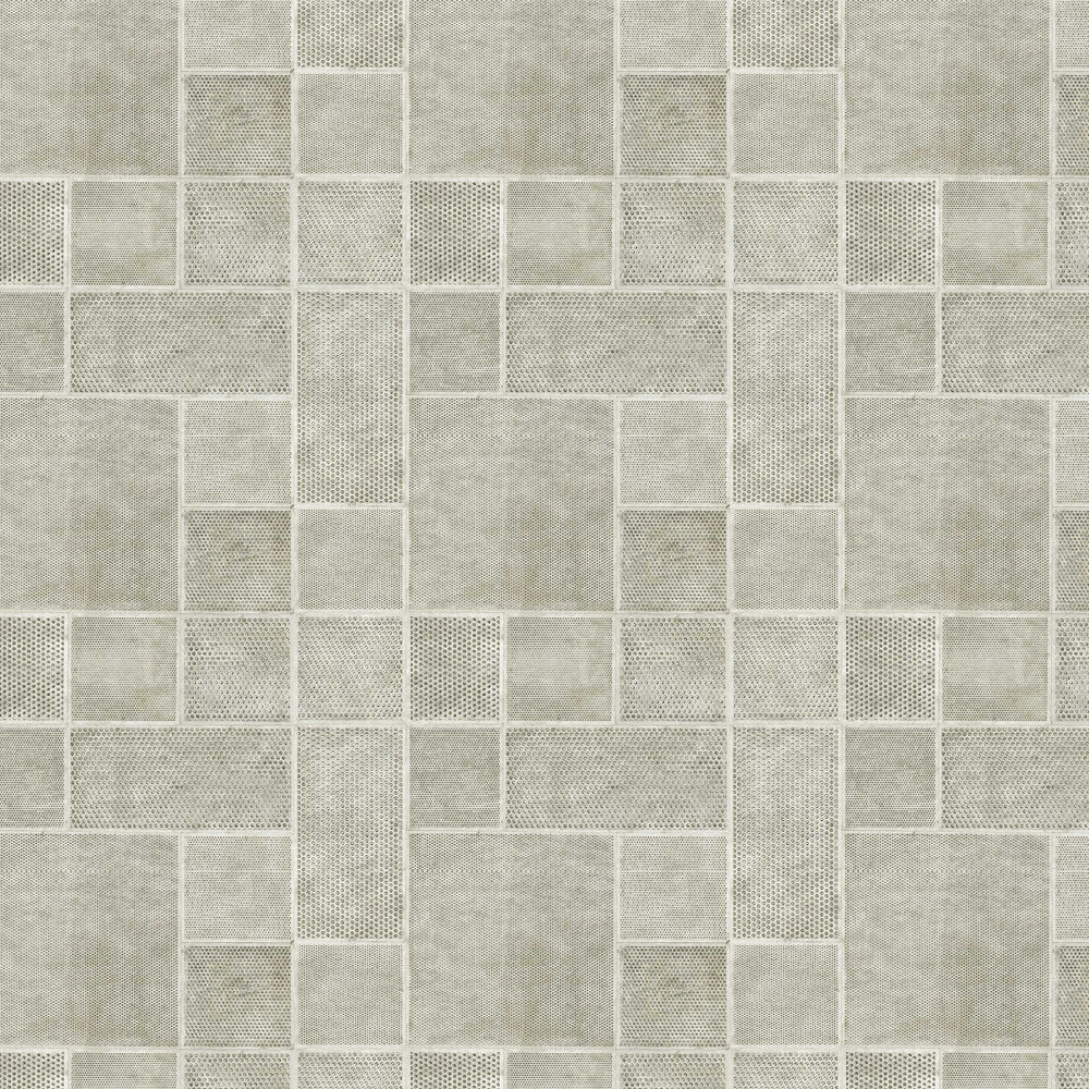 Albany Lattice Beige Wallpaper - Product code: C88639