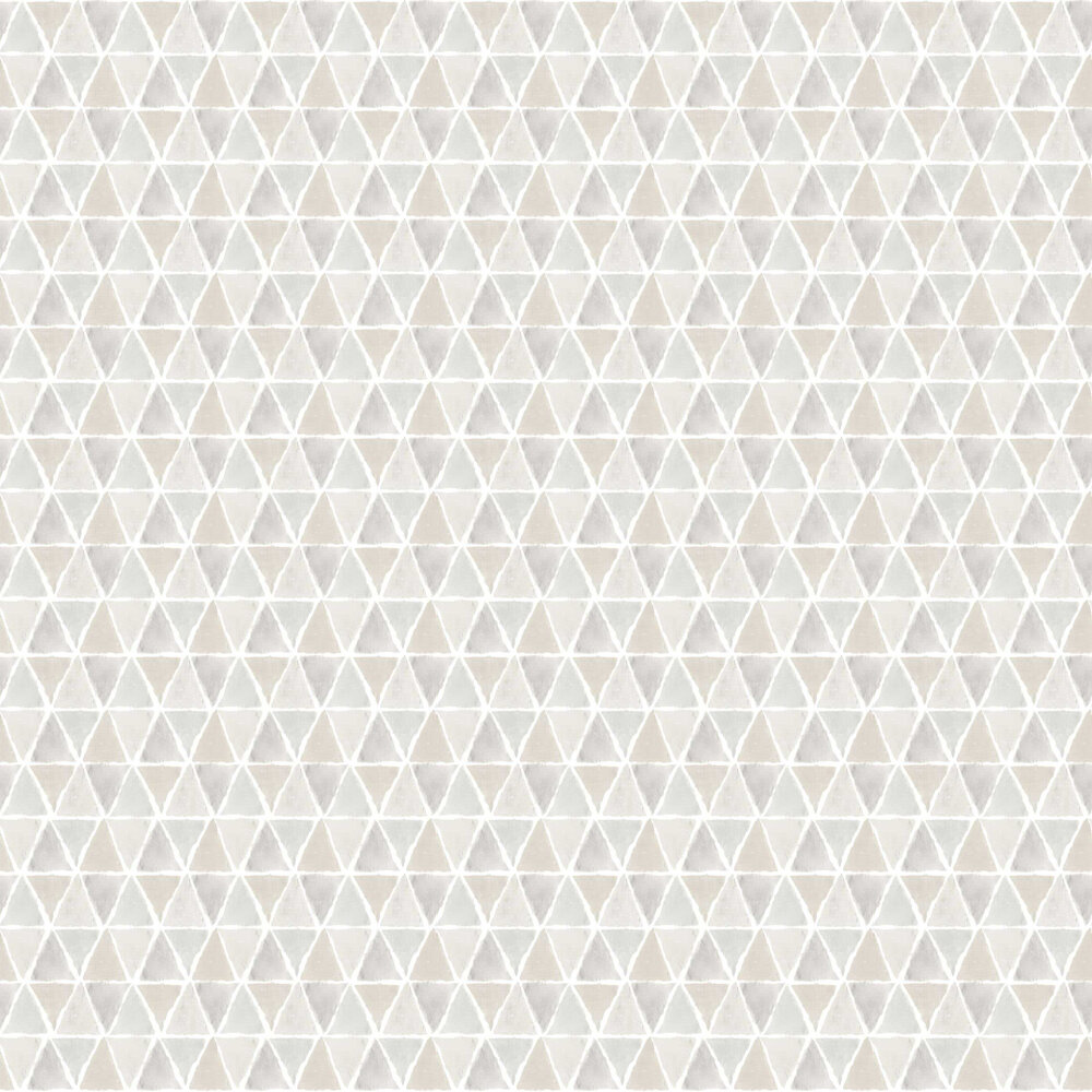 Galerie Triangle Tile Grey Wallpaper - Product code: CK36637